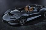 McLaren Elva supercar roadster