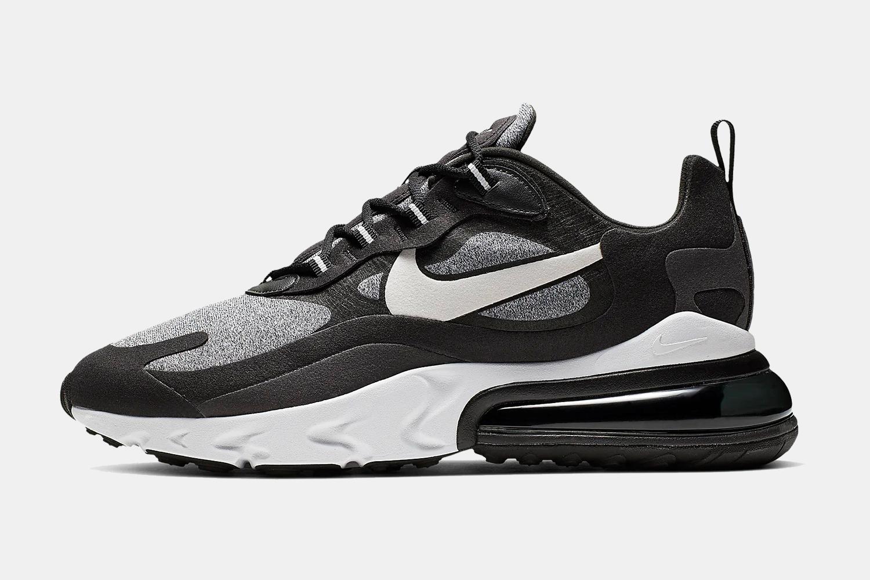 Nike Air Max 270 React Op Art Sneakers