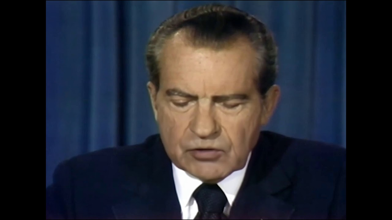 Nixon deepfake