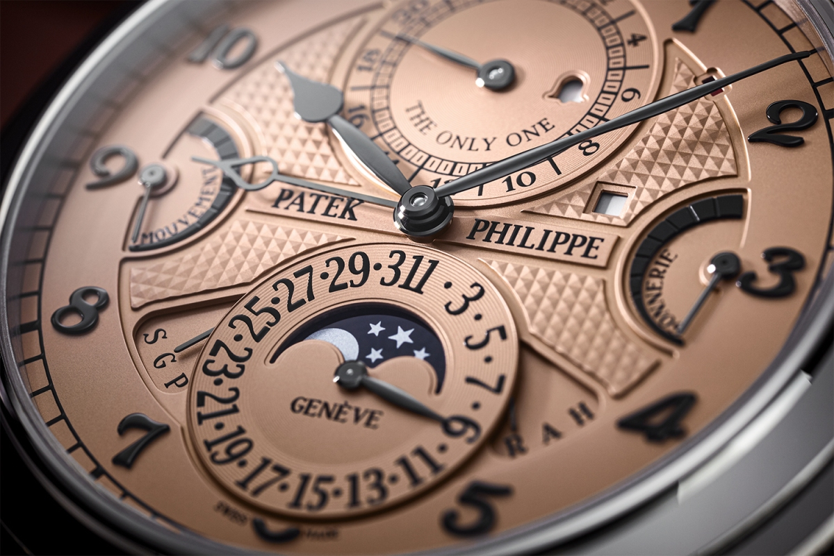 Patek Philippe Grandmaster Chime ref. 6300A Watch