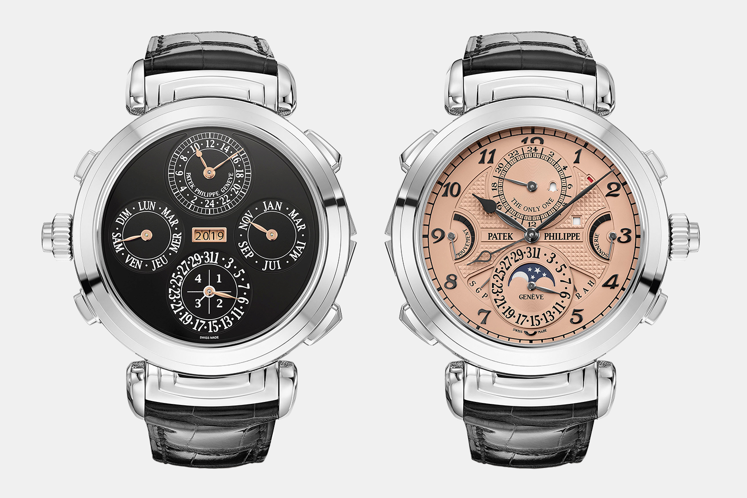 Only Watch Patek Philippe Grandmaster Chime ref. 6300A