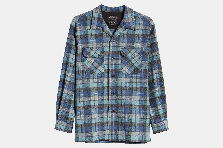 Pendleton Wool Flannel Shirt