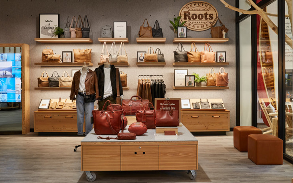 roots store chicago