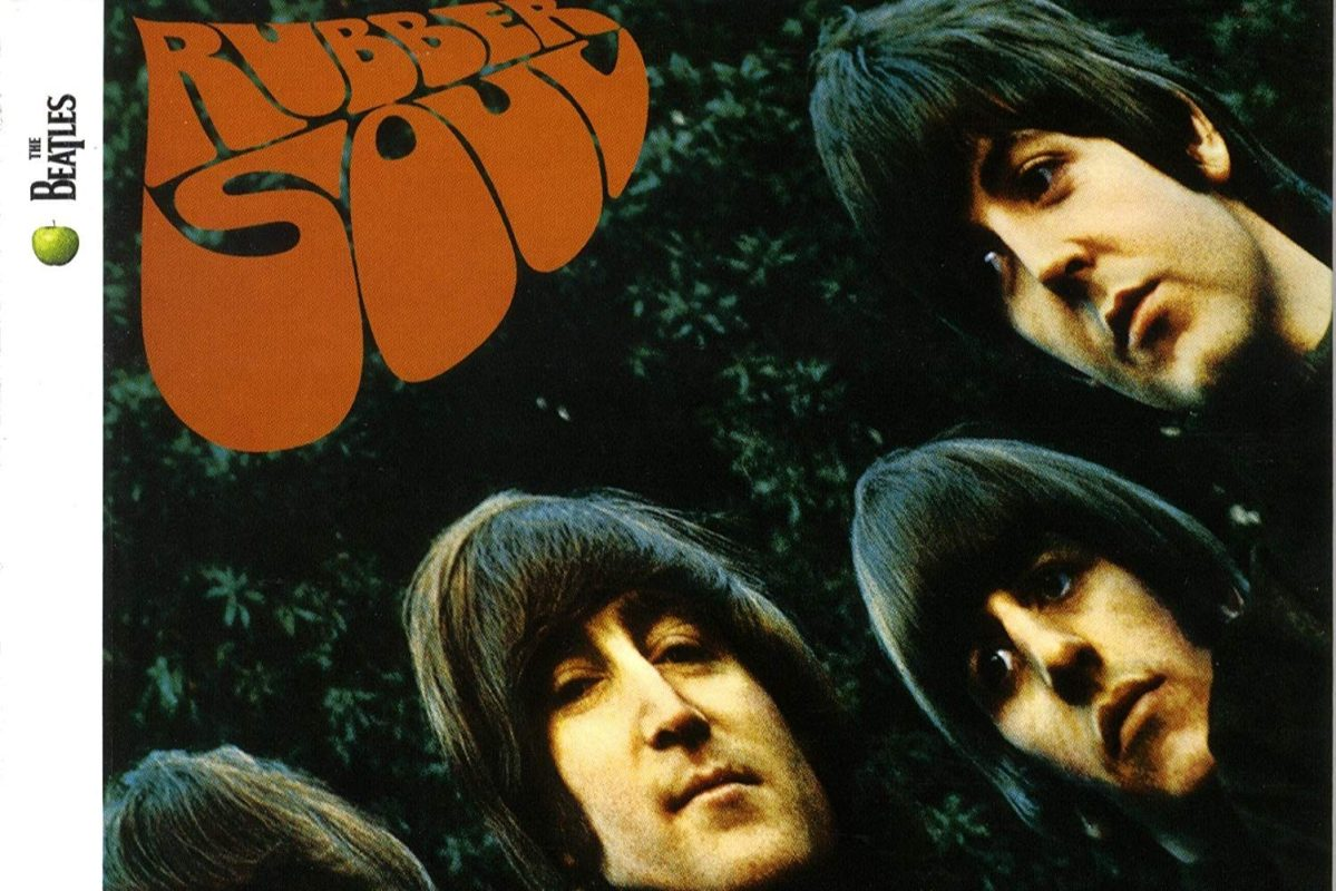 """Rubber Soul"" cover"
