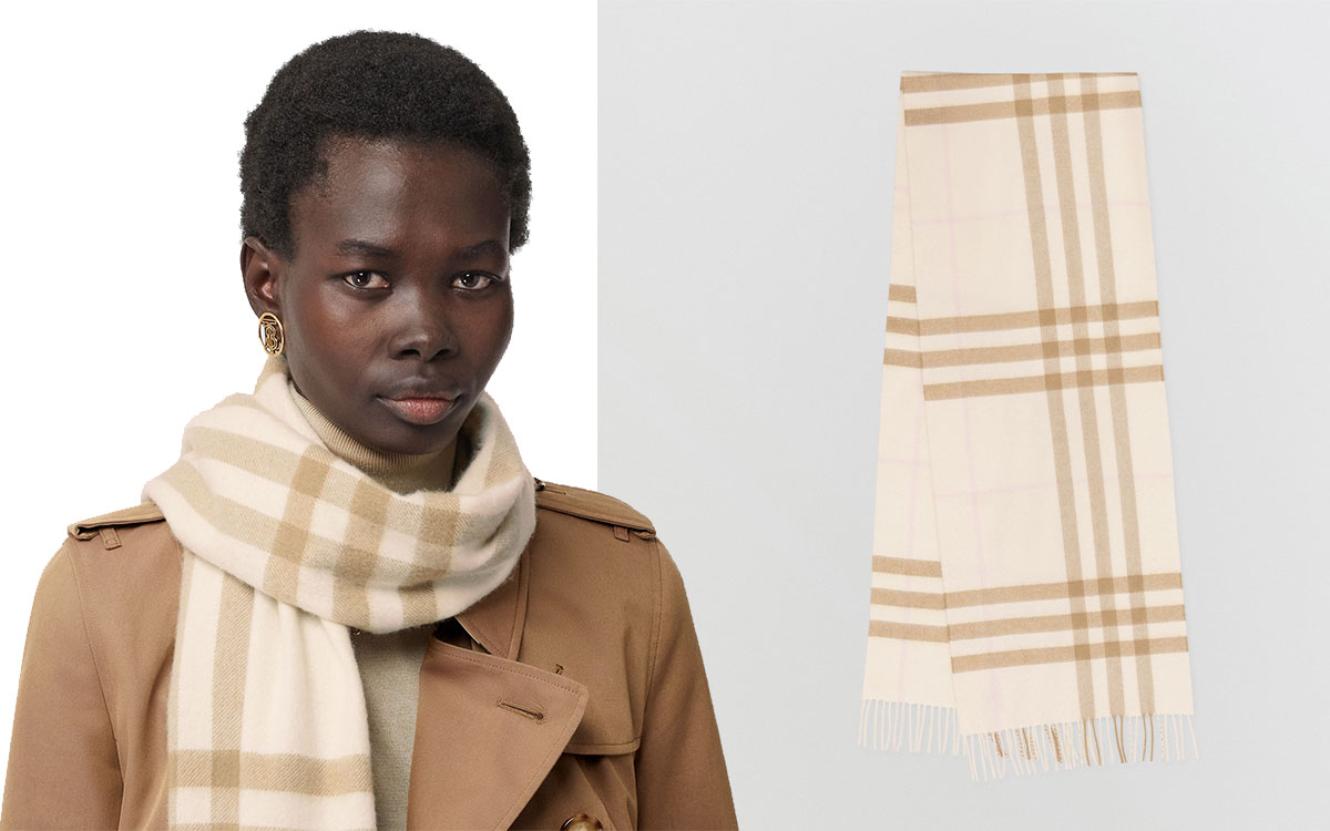 cashmere scarf gift ideas