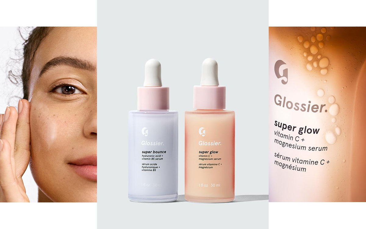 glossier serum dating ideas