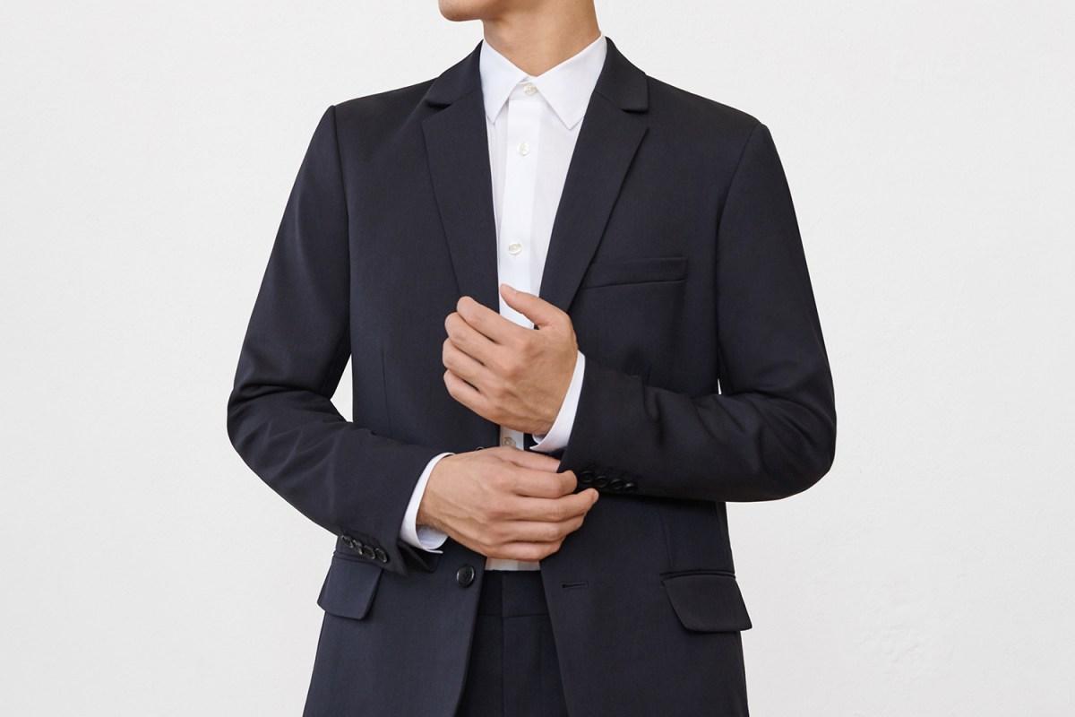 Everlane $300 Men's Italian Wool Suit
