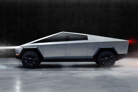 Tesla Cybertruck electric pickup