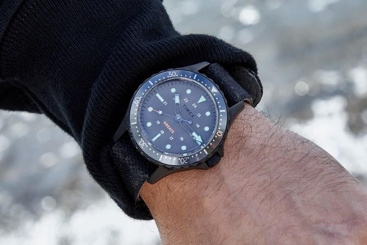 Greats Timex Collab Navi Watch