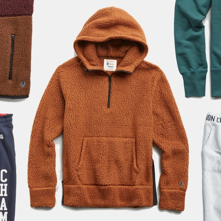 Todd Snyder hoodies, sweatpants, sweatshirts