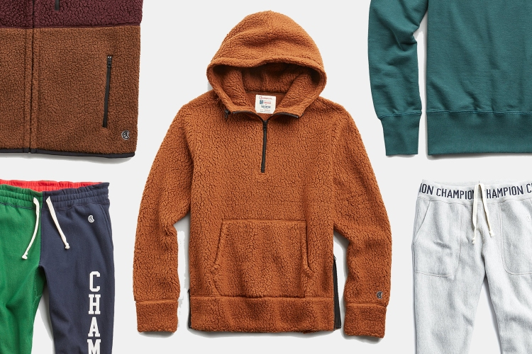 Deal: Todd Snyder Slashed Prices on Its Best Champion Collabs