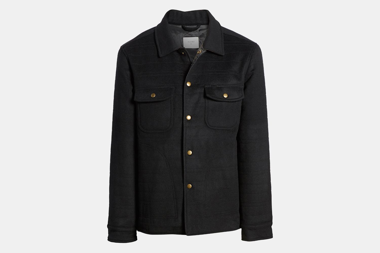Billy Reid Trey Wool & Cashmere Down Jacket