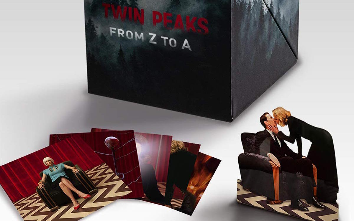 Twin Peaks From Z to A