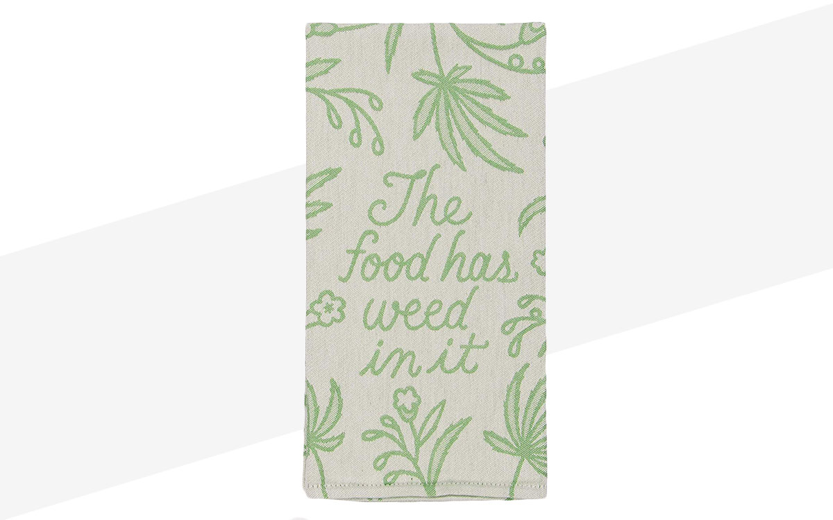 holiday gift guide towel stoner