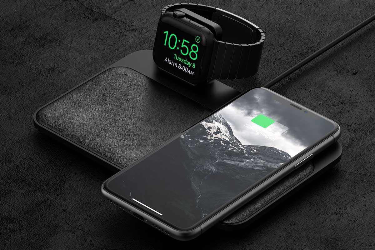 Base Station Apple Watch Edition