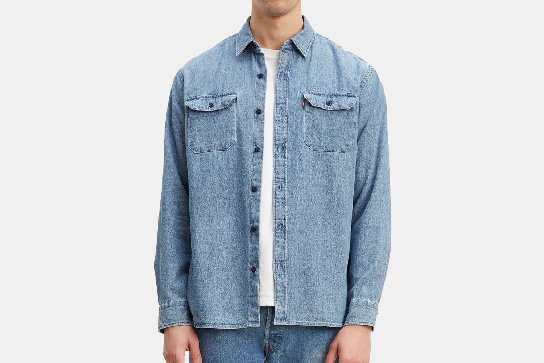 Levi's Men's Jackson Worker Shirt