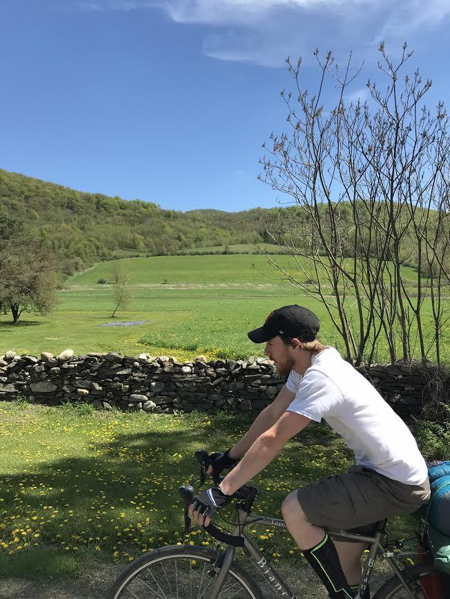 bikepacking Canada