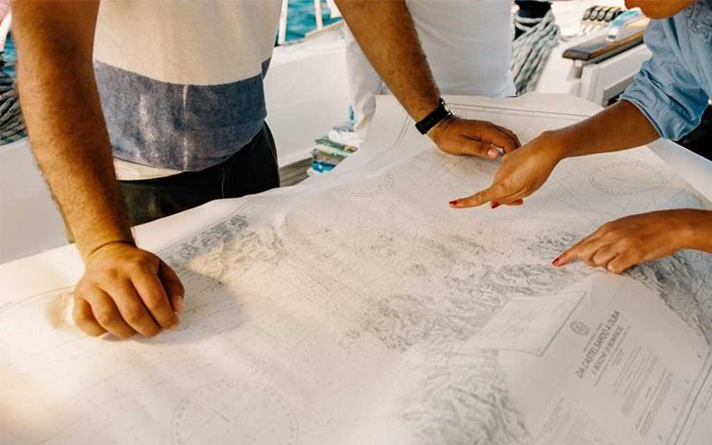 How to Sail the Roman Ruins on Sardinia's Coast on a 46-Foot Catamaran - InsideHook