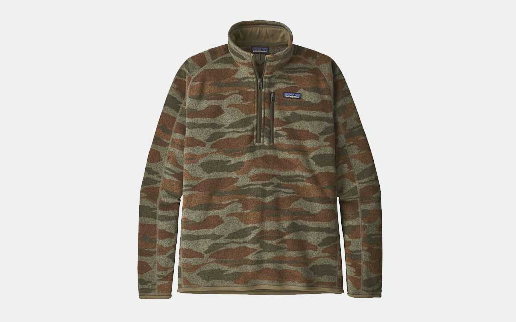 """Patagonia """"Better Sweater"""" Recycled Fleece"""