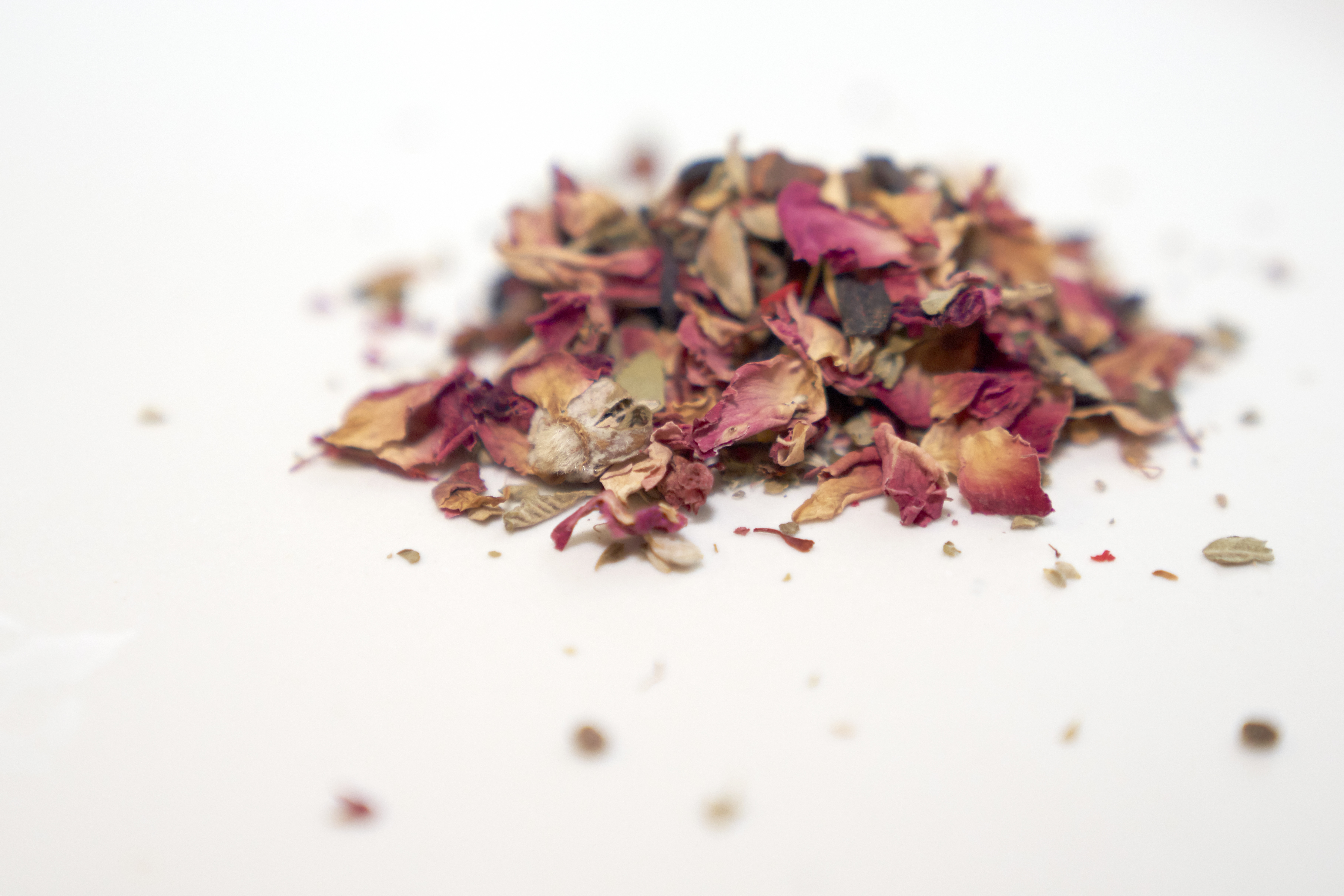 Love Conquers All tea