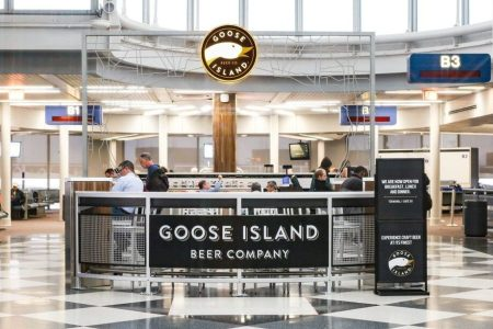 Goose Island in Chicago's O'Hare Airport