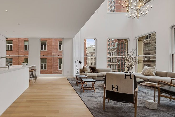 "The Tribeca condo featured in ""Succession"""