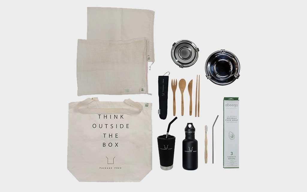 Package Free Zero Waste Starter Kit