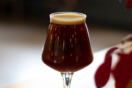 brewery ommegang barrel aged adoration christmas ale