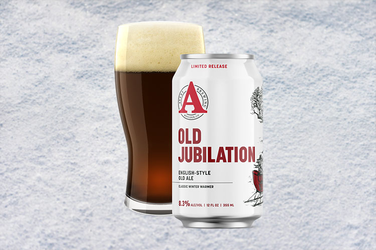avery breing old jubilation christmas beer