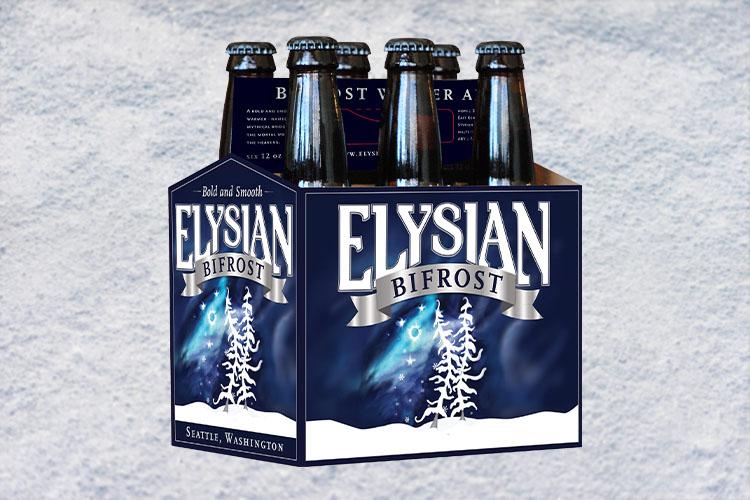 elysian bifrost christmas ale