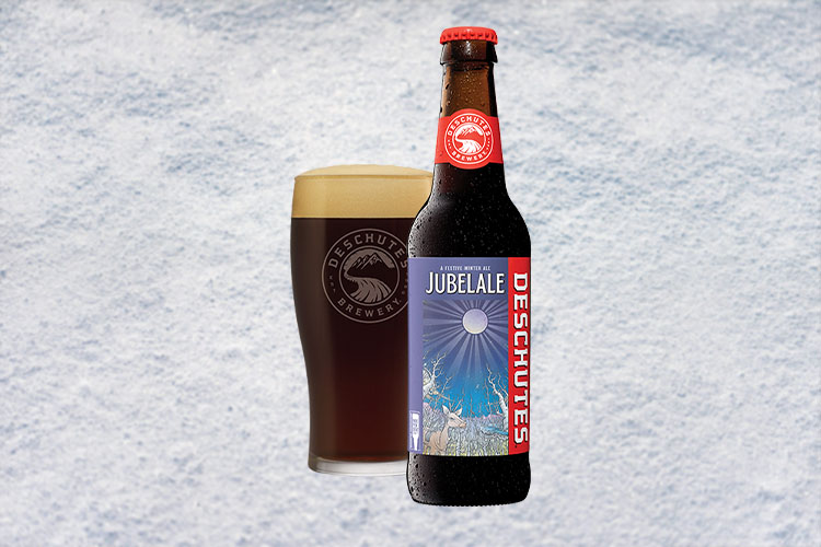 deschutes jubelale christmas beer