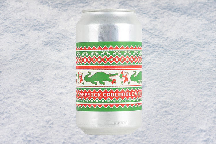 prairie seasick crocodile christmas beer
