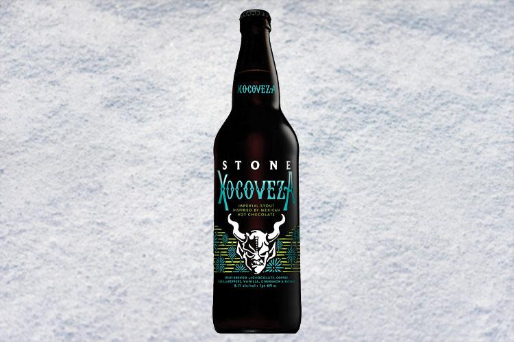 stone xocoveza christmas beer