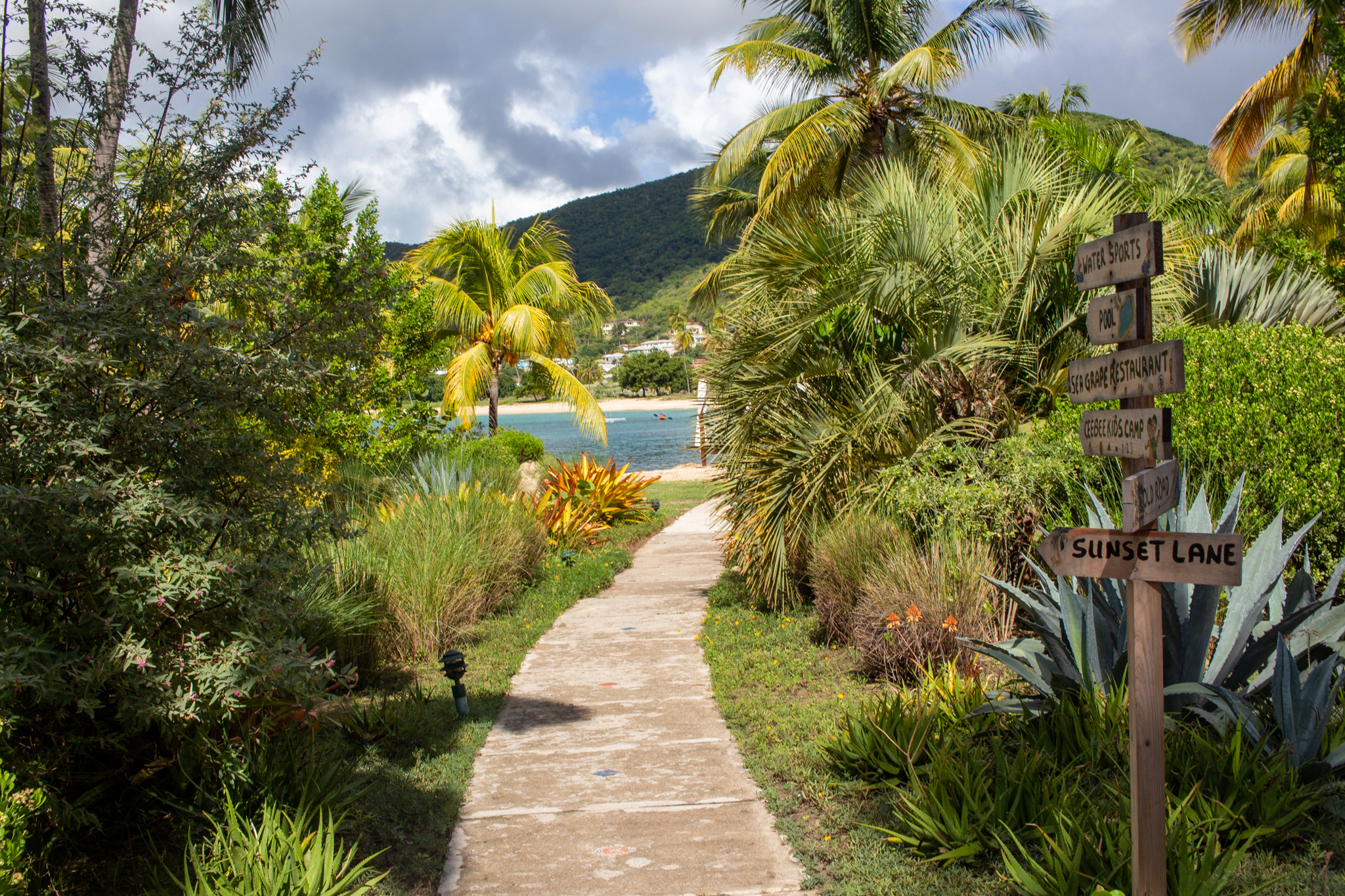 curtain bluff review