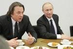 Ernst and Putin