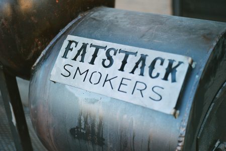 Fat stack smokers