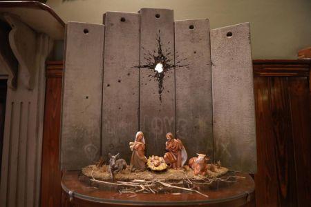 Banksy nativity