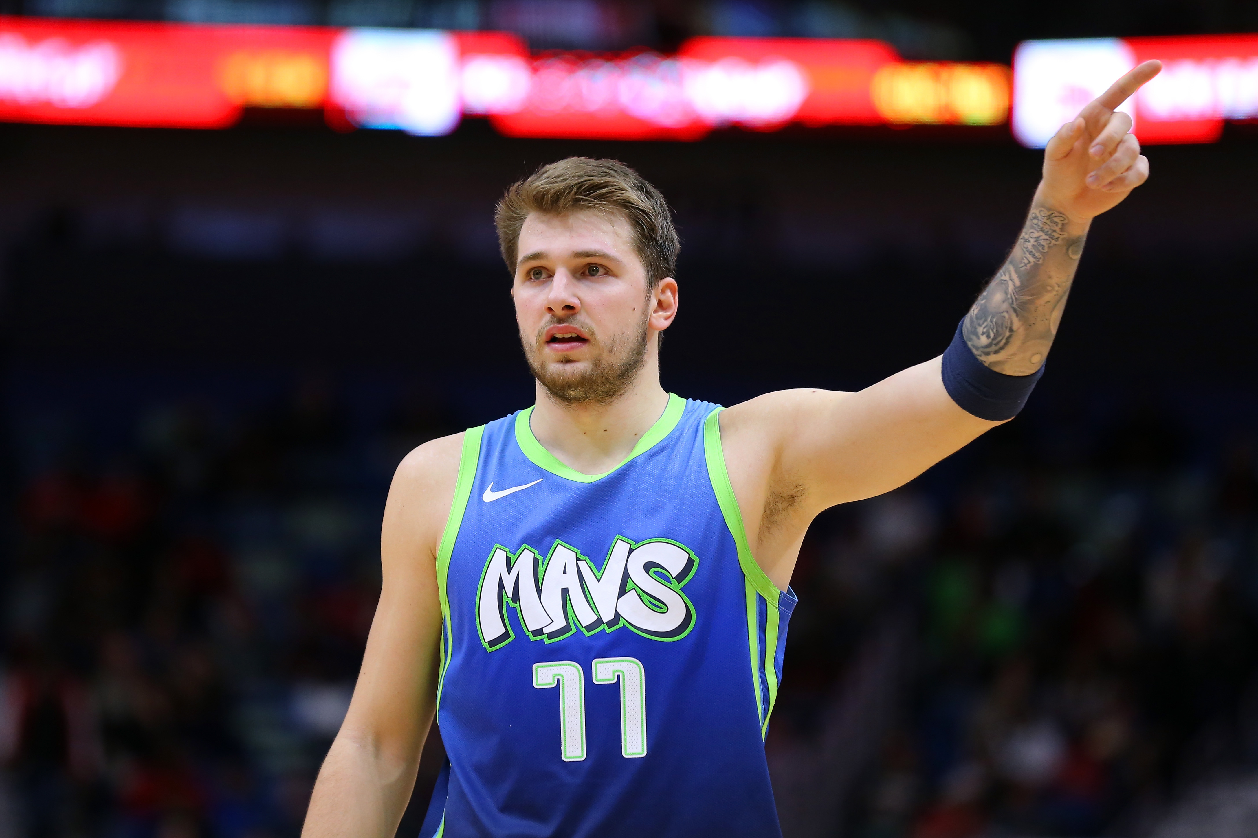 Trying to Understand What Makes Luka Dončić an MVP in Waiting - InsideHook