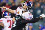 Eagles Spoil Eli Manning's Return with OT Win Over Giants
