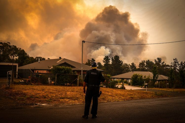 Bushfires Are Ravaging the Australian Wine Industry - InsideHook