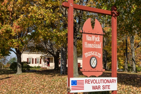 van wyck homestead museum revolutionary war fishkill new york