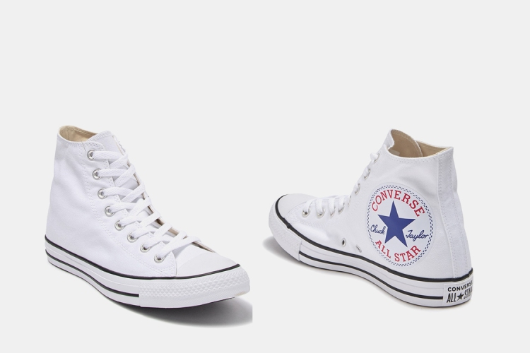 Deal: These Chuck Taylors Are Somehow Just $25