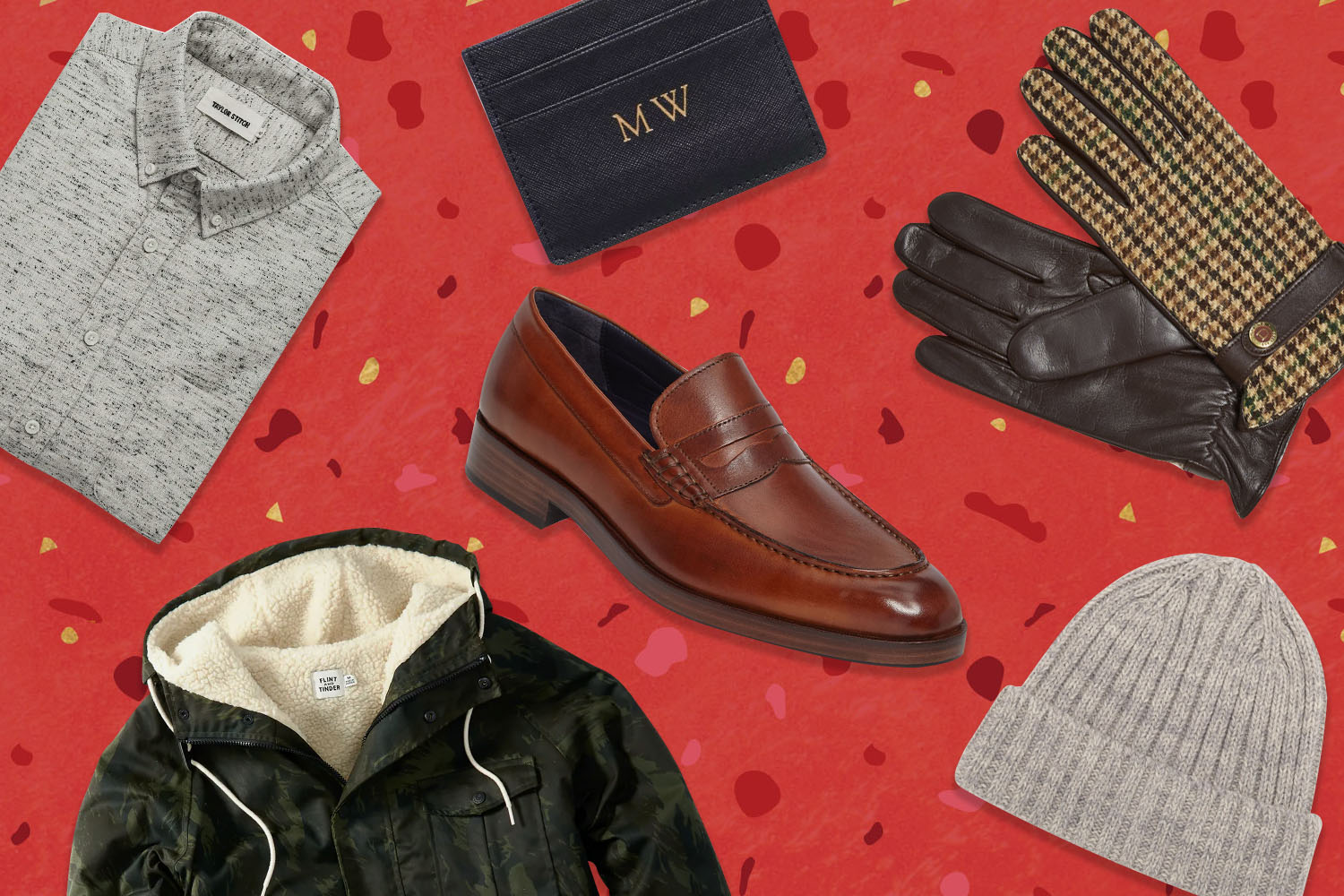 holiday gift guide mens clothing