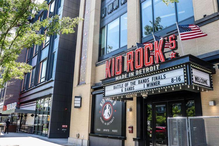 Kid Rock's restaurant