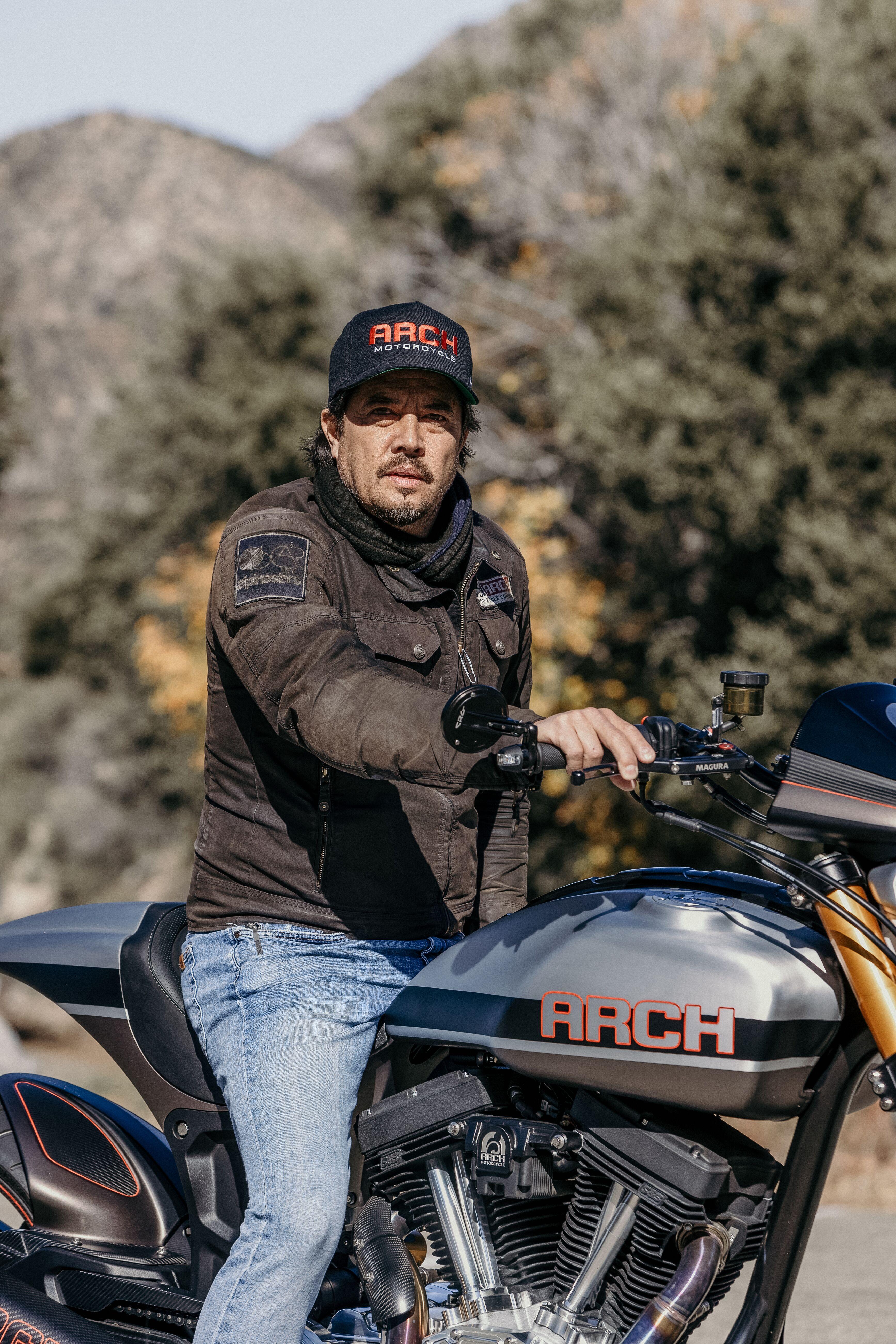 Gard Hollinger Keanu Reeves business partner