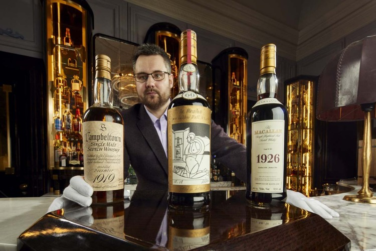"""""""The Perfect Collection"""" of Whisky Is Up for Auction, and It's Going To Break a Record"""
