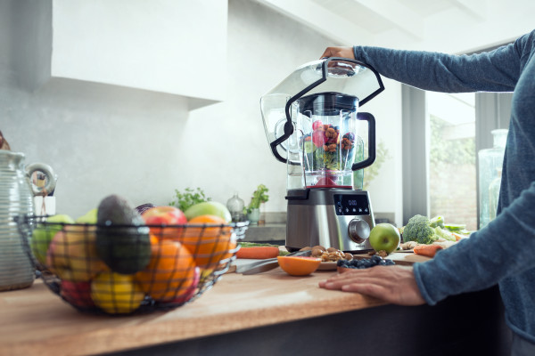 The Quiet Mark-approved Philips High Speed Power Blender