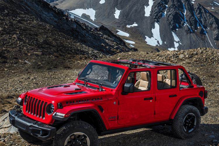 electric jeeps