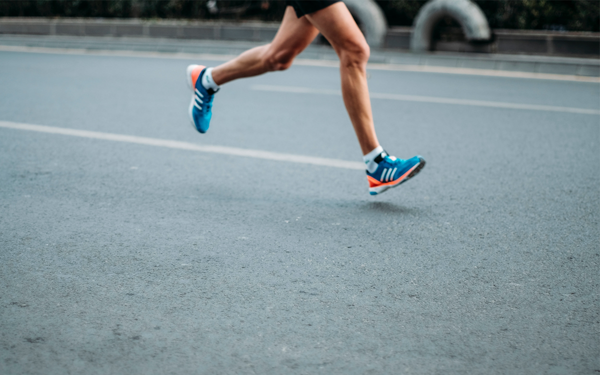 Long Distance Running Isn't Bad for Your Knees