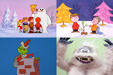 What do all these Christmas shorts have in common? In their own special ways, they are sinister.